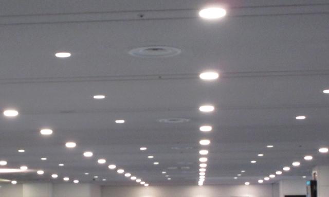 会議室ライト